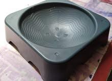 بياضات حمام بلاستيك واكلات ومساقي للحمام
