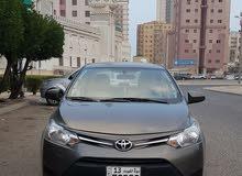 تويوتا ياريس 2016 بحالة جيدة جدا Toyota Yaris 2016 in very good condition