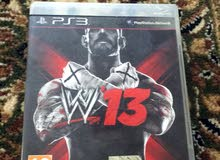 WWE 2013 for ps3