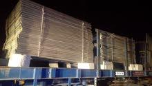 construction boundary hoarding fence shinko panel for sale