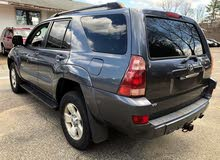 Grey Toyota 4Runner 2005 for sale