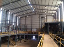 مصنع الكيد (كوله ) جاهز للتشغيل للبيع او الشراكه