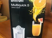 braun multiquick citrus juicer