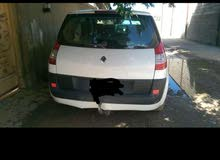 Renault Scenic 2005 For sale - White color