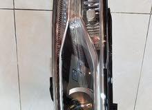 Audi Q3 2014 head light
