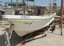 للبيع قوارب بحرية من المالك مباشرة