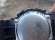 ساعة جي شوك أصليه ياباني للبيع سعرها جديده 110 دنانير سعر البيع 60 دينار قابل لل