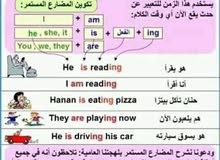 مدرسه لغه انجليزيه ورياضيات وعلوم وعربي تدريب على تعلم عن بعد
