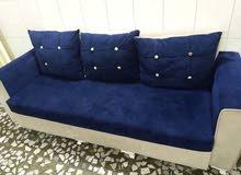 تخم قنفات 7 مقاعد للبيع وسرير طفلى 3 طوابق