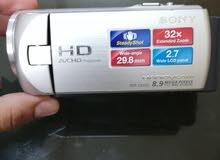 كاميرا سوني HD