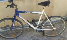 دراجه هوائية ايطاليه 6مارشات