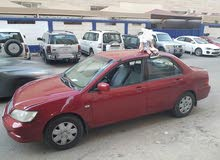 Automatic Maroon Mitsubishi 2002 for sale
