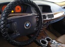 BMW 745LI فل الفل