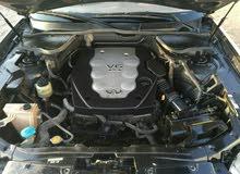 للبيع او المبادلة انفينتي FX35 السيارة نظيفه مافيها شي