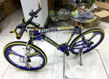 دراجه أباتشي