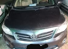 Toyota corolla 2012 model For sell