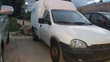 Manual Opel 2000 for sale - Used - Benghazi city