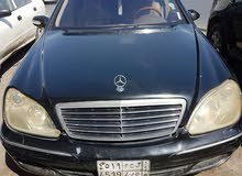 Urgently sale Mercedes S350 Model 2004