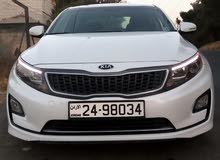Used condition Kia Optima 2014 with 100,000 - 109,999 km mileage