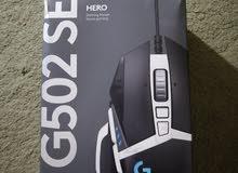 ماوس Logitech G502 SE HERO Gaming Mouse جديد