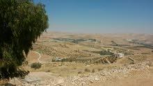 للبيع ارض ذات اطلاله ومساحه واسعه في جرش 0797914042