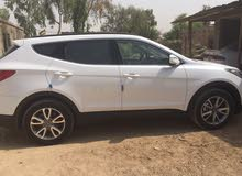 Hyundai Santa Fe car for sale 2014 in Baghdad city