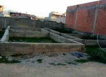 قطعة أرض بالسيناج للبيع بنعسان دوار الحوش ولاية بن عروس