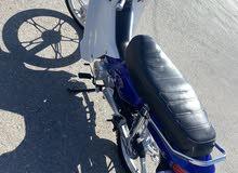 للبيع دراجه 90 سي سي نظيف جدآ