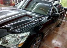 Lexus LS 2005 - Automatic