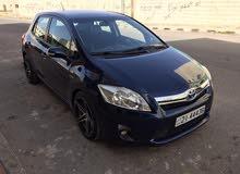 Blue Toyota Auris 2011 for sale