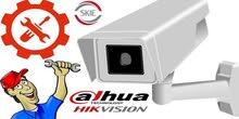 كاميرات المراقبة وأنظمة الشبكات بأسعار منافسة HIKVISION & DAHUA