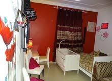 شقة داخل فيلا مقسمة مفروشة فرش كامل - عائلي :Family - Fully furnished villa apartment