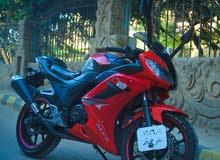 موتوسيكل jieda 200 cc