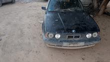 Black BMW 520 1992 for sale