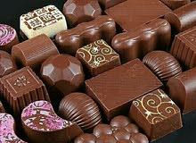 اهلا و سهلا بكم في معرض برنية للتمور و الشوكولاتة