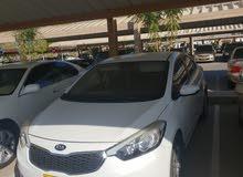 كيا سيراتو 2014 للبيع فقط