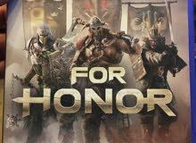 دسكة فور هونور For Honor للبلايستيشن 4