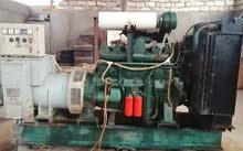 مولد كهرباء 250 كيلو فولت أمبير حالة ممتازة