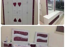 غرف نوم جديده على 1800ريال مع التركيب والتوصيل مجانا