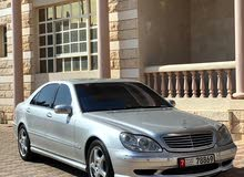 2001 Used Mercedes Benz S 500 for sale