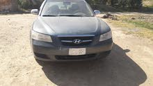 Gasoline Fuel/Power   Hyundai Sonata 2006