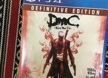 لعبة DMC PS4