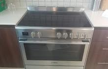 Bosch latest Model Series 8 Electric Cooking Range