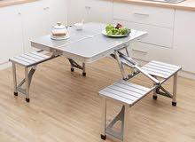 طاولة متعددة الاستخدامات سهلة الاستخدام والطي