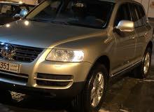 فولكس ويجن طوارق 2004 للبيع
