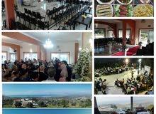 مطعم و مقهى للايجار في عكار، 40 مليون سنويا مغري للمغتربين