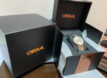 ساعة كاردينال جديدة لم تستخدم