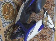 دراجه كامكو.  للبيع. كلشي شغال كهربائيات سلف  مابيها اي شي عوزها بس ولفات. جيب و