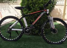 دراجة هوائية قياس 26(المنيوم)
