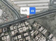 ارض للاستثمار تجاريه في مكة امام مدخل محطة القطار بالرصيفه